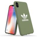ADIDAS-MOULDIPXSMAXVERT - Coque iPhone XS-Max Adidas Originals Moulded vert