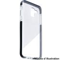 AIRYSHIELD-MINOTE10 - Coque antichoc Xiaomi Mi Note 10 Airy-Shield noire et transparente
