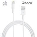 APPLE-MD819ZMA - Câble iPhone origine Apple USB vers connecteur Lightning MD819MZA