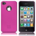 HBAREROSE-IPHONE4 - Coque Case-mate Barely rose pour iPhone 4s