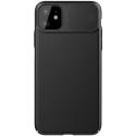 CAMSHIELD-IP11NOIR - Coque CamShield iPhone 11 avec protection appareil photo coulissante