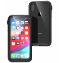 CATIPHOXBLKS - Coque iPhone XS catalyst série Waterproof coloris noir
