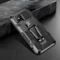 CCDFEND-REDMINOTE9 - Coque Xiaomi Redmi Note 9 Defender renforcée et antichoc coloris noir