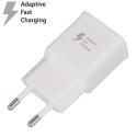 CHV-FASTCHARGEBLANC - Adaptateur secteur compatible Fast-Charge USB coloris blanc