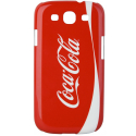 COCA-COVS3 - Coque Coca-Cola Galaxy S3 rouge