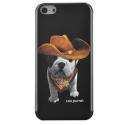 COVTJ-COWBOY-IP5 - Coque Téo Jasmin Cowboy iPhone SE/5s/5c