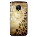 CPRN1MOTOG5YINYANG - Coque rigide pour Motorola Moto G5 avec impression Motifs yin et yang