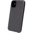 DECODED-D9IPOXIRBC2BK - Coque Decoded pour Phone 11 en cuir noir
