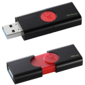 DT106-64GB - Clé USB Kingston DataTraveler 106 de 64Go en USB 3.0