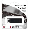 DT70-128GB - Clé Kingston 128Go pour smartphone et tablette USB-C