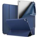 DUX-OSOMIPAD18BLEU - Etui iPad 2018 bleu Dux OSOM avec coque intérieure souple et rabat articulé