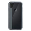 ELEMENT-ILLUSION-XSMGRIS - Coque iPhone Xs Max Element-Case Illusion coloris gris