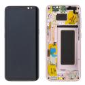 FACEAV-S8ROSE - Ecran complet origine Samsung Galaxy S8 coloris rose
