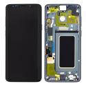 FACEAV-S9PLUSGRIS - Ecran complet origine Samsung Galaxy S9+ coloris gris GH97-21691C