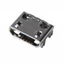 FICHEMICROUSB-J120 - Connecteur de charge Micro-USB pour Galaxy J1-2016 et Trend Lite S7390