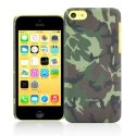 FONEX-CRIM940-IP5C - Coque iPhone 5C collection Camouflage Army