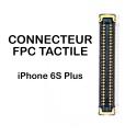 FPC-TACTILE-IP6SPLUS - Connecteur FPC Tactile iPhone 6S PLUS a souder carte mère