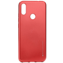 GOOSP-REDMI7ROUGE - Coque souple Redmi-7 en gel TPU rouge iJelly de Goospery