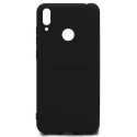 GOOSP-Y72019SOFTNOIR - Coque souple Y7-2019 en gel TPU noir Soft-Jelly de Goospery