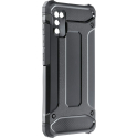 HYBRID-A32NOIR - Coque Hybride Galaxy A32 antichoc bi-matières coloris noir
