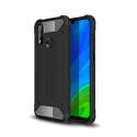 HYBRID-PSMART2020 - Coque Huawei P-Smart 2020 hybride renforcée et antichoc coloris noir