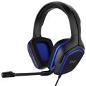 IPEGA-PGR006BLEU - Casque Gamer iPega PG-R006 noir et bleu avec micro