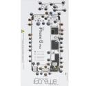 ISCREWS-IP6PLUS - Organiseur de vis iPhone 6+ pour démontage avec repérage emplacements