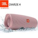 JBL-CHARGE4ROSE - Enceinte JBL Charge-4 rose étanche 20 heures d'autonomie