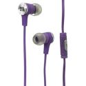 JBL-E10VIOLET - Casque intra-auriculaire JBL E10 coloris violet fiche jack 3,5 mm