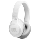 JBL-LIVE650BTBLANC - Casque bluetooth JBL Live 650BT blanc à suppression de bruit ambiant