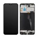 LCD-GALAXYA10 - Ecran complet origine Samsung Galaxy A10 noir