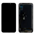LCD-IPHONEX - Ecran iPhone-X (vitre tactile et dalle LCD) coloris noir