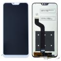 LCD-MIA2LITEBLANC - VItre tactile et écran LCD Xiaomi Mi-A2 Lite 5 coloris blanc