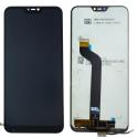 LCD-MIA2LITENOIR - VItre tactile et écran LCD Xiaomi Mi-A2 Lite 5 coloris noir