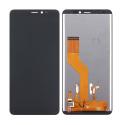 LCD-WIKOY80NOIR - Vitre et écran LCD Wiko Y80 coloris noir