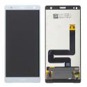 LCD-XZ2SILVER - Ecran complet vitre tactile + LCD Xperia XZ2 Gris silver origine Sony
