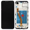 LCDCHASS-HONORPLAY - Ecran complet Honor Play Vitre tactile + LCD sur châssis coloris noir