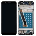 LCDCHASSIS-PSMART2020 - Ecran Huawei P-Smart 2020 Vitre tactile + LCD sur châssis coloris noir