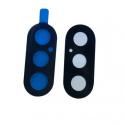 LENS-IPXSMAX - Vitre appareil photo iPhone XS et XS Max contour noir