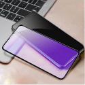 MOCOLO-BLUEXSMAX - Verre protecteur écran intégral 3D iPhone XS-Max et 11 Pro Max anti blue-ray