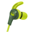 MONSTER-ISPORTMICROVERT - Casque intra-auriculaire Monster iSport Achieve vert avec micro