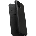 NOMAD-FOLIO11PMAXNOIR - Etui iPhone 11 Pro Max Folio Rugged en cuir noir de Nomad