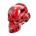 ONEDER-SKULLROUGE - Enceinte Oneder SKULL crâne tête de mort coloris rouge