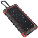 OUTXE-SAVAGE24000 - Batterie externe solaire OUTXE Savage de 24000 mAh