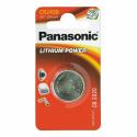 PANASONIC-CR2430 - Pile bouton Panasonic CR2430 au lithium 3V CR-2430