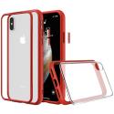 RHINO-MODNXIPXSMAXROUGE - Coque RhinoShield Mod-NX pour iPhone XS-MAX coloris rouge