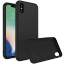 RHINO-XSMAXCARBON - Coque RhinoShield pour iPhone XS-MAX coloris carbone noir