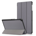 SMART-TABS5EGRIS - Protection avec rabat smart Galaxy Tab-S5e gris