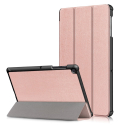 SMART-TABS5EROSE - Protection avec rabat smart Galaxy Tab-S5e rose