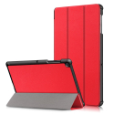 SMART-TABS5EROUGE - Protection avec rabat smart Galaxy Tab-S5e rouge